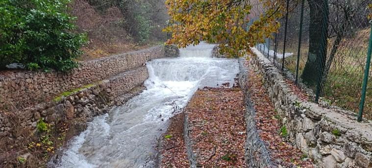 Due importanti opere di mitigazione del rischio idrogeologico a Collelongo