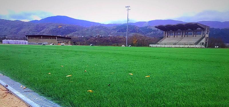 Luca Poggi e Stefano Poggi, intitolati a loro il complesso sportivo e la tribuna dello stadio di Tagliacozzo