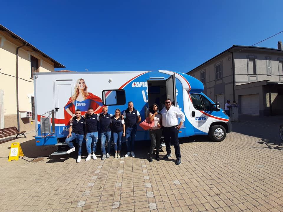 Una giornata di donazione di sangue a San Benedetto dei Marsi