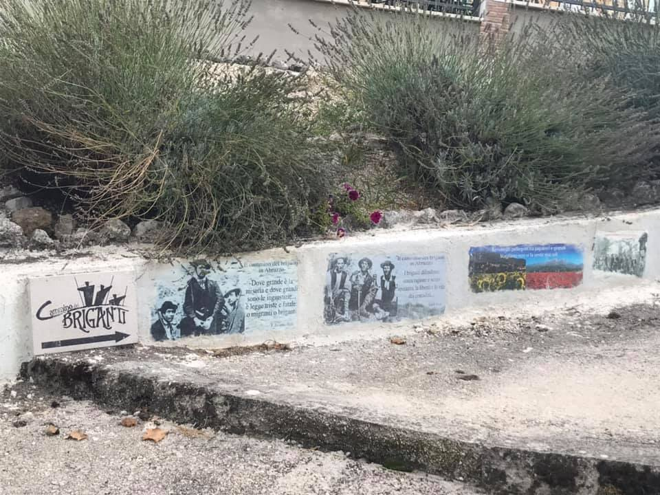 """Nuove bacheche e segnaletica aggiuntiva lungo il tratto """"maglianese"""" del """"Cammino dei briganti"""""""