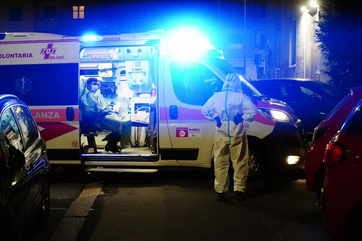 Incidente ad Avezzano, sei persone trasportate in ospedale. C'è anche un bambino