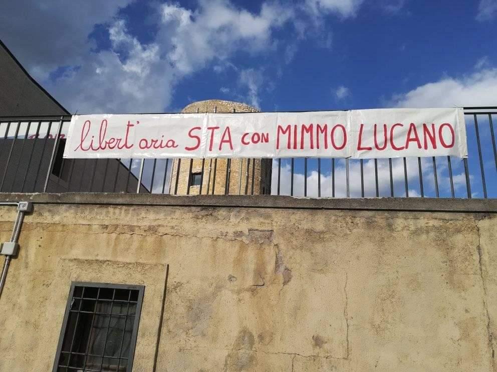 Aielli, Libert'aria manifesta solidarietà a Mimmo Lucano