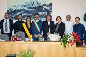 Primo Consiglio Comunale per il neo Sindaco di Canistro Gianmaria Vitale