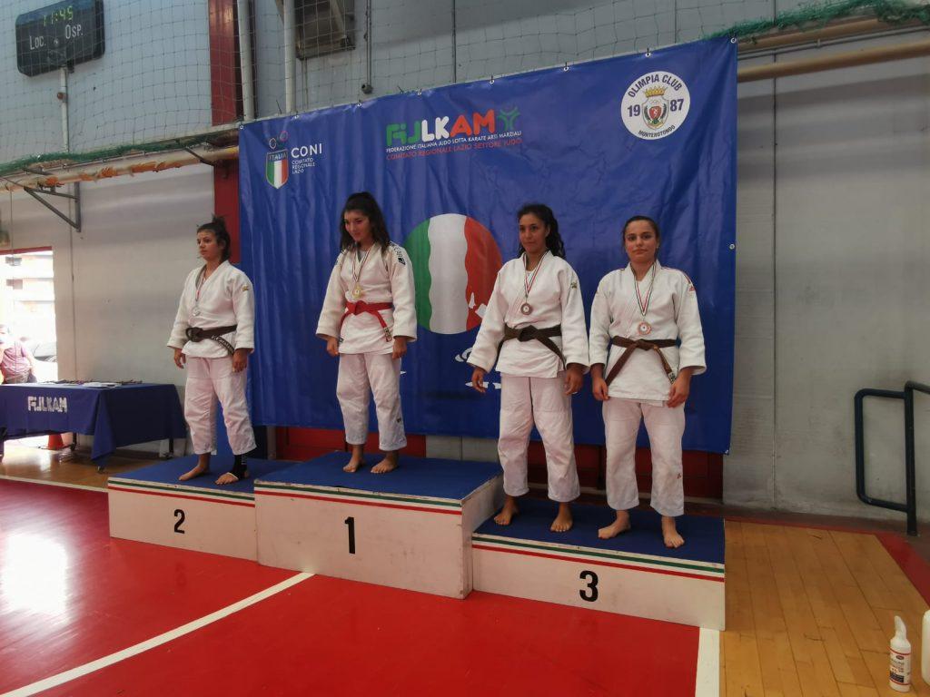 Medaglia di bronzo per la marsicana Eleonora Di Vincenzo