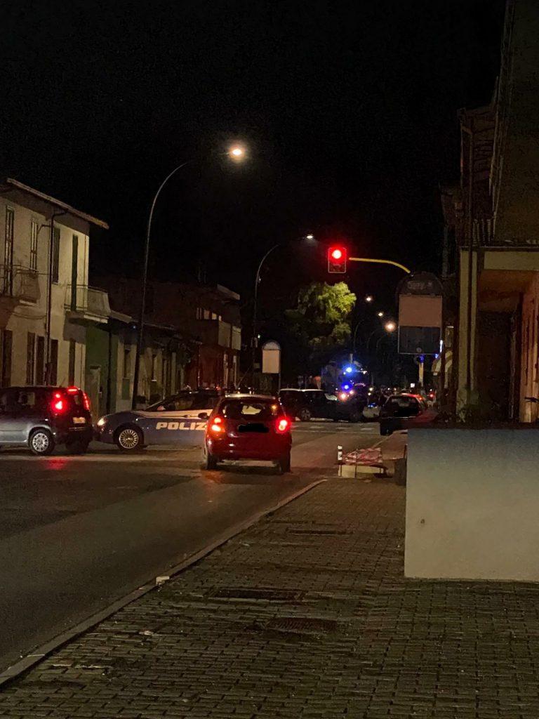 Incidente nei pressi del semaforo di San Pelino: due automobili distrutte e danni ad alcune abitazioni