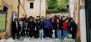 A Pescina scuole in visita nel rinnovato e autentico percorso siloniano