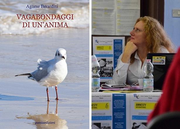 """""""Vagabondaggi di un'anima"""" di Agnese Berardini in anteprima al Salone del Libro di Torino"""