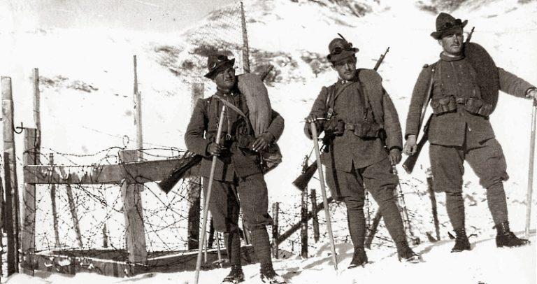 Iniziano oggi le celebrazioni per il 150° anniversario di fondazione del Corpo degli Alpini