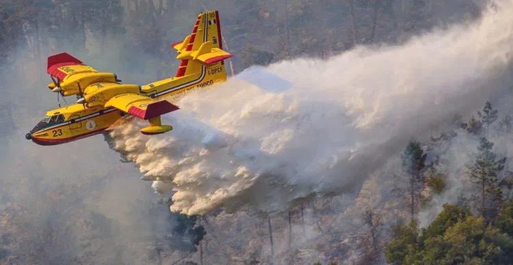 Conclusa la campagna incendi boschivi 2021: ben 24.842 interventi in più rispetto all'anno precedente