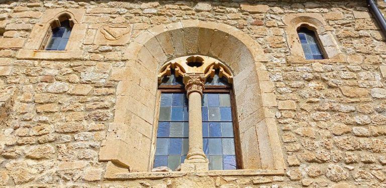 Jacovella da Celano e la splendida bifora della chiesa di S. Maria in Valle Porclaneta
