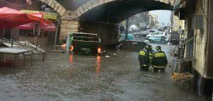 Alluvione in Sicilia e Calabria, la Protezione Civile della Regione Abruzzo pronta a intervenire