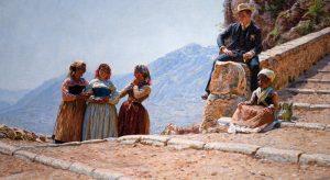 Impressionisti danesi in Abruzzo, Civita d'Antino in un documentario di Rai 5