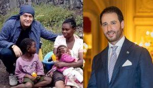 """Il console onorario del Congo Angelo Melone in visita al comune di Avezzano, conferirà il premio """"Patrice Lumumba"""" al Prof. Barone"""