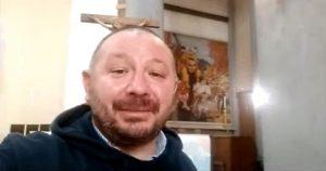 """Don Vittorio Quaranta per """"Patris corde. Con cuore di Padre"""" oggi nella chiesa di Caruscino"""