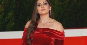 La moda di Eleonora Cicchetti al Festival del cinema di Roma col suo primo Red Carpet
