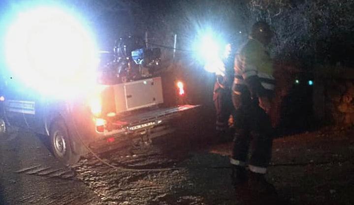 Esplode cabina Enel a Carsoli: prive di elettricità molte zone del paese