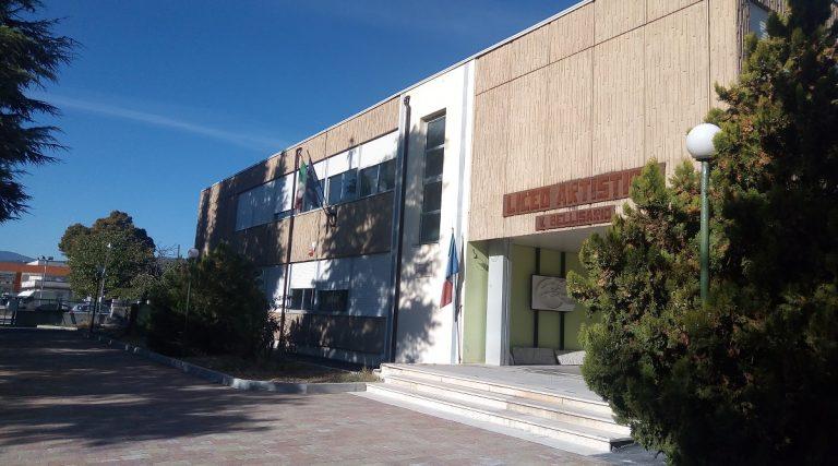 """Lo stabile del Liceo Artistico """"V. Bellisario"""" di Avezzano è tornato agibile"""