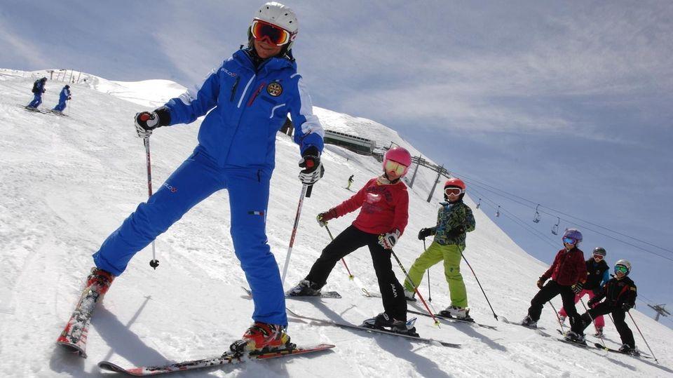 Ristori per maestri e scuole di sci: pubblicato l'avviso della Regione Abruzzo