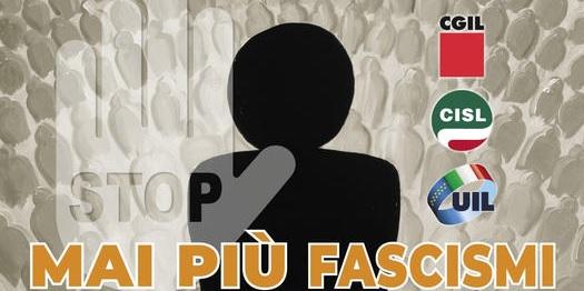 """""""Mai più fascismi"""", la Cgil Avezzano mette a disposizione dei pullman per la manifestazione a Roma"""