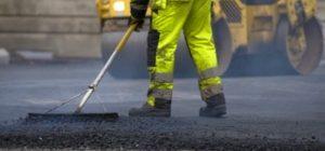 Partiti i lavori per il rifacimento del manto stradale di molte arterie comunali di Trasacco