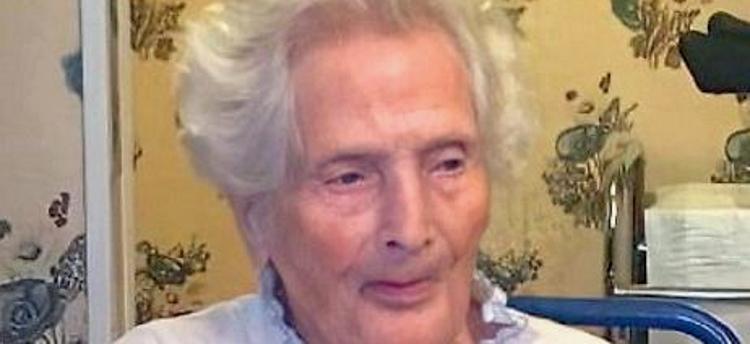 """Gli auguri di Cerchio a Maria Antonia D'Amore per il suoi 112 anni: """"quando nasci a Cerchio rimani in eterno cerchiese"""""""