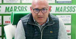 Si dimette il vice presidente dell'Avezzano calcio Puglielli e il club è costretto a ridurre il budget