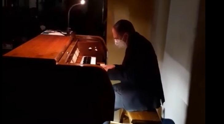 Seconda Rassegna Organistica alla chiesa Sacro Cuore di Avezzano, arte e sonorità ispirate alla Divina Commedia (VIDEO)
