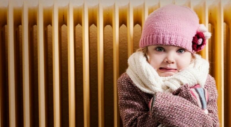 Accensione anticipata dei riscaldamenti nelle scuole di Trasacco