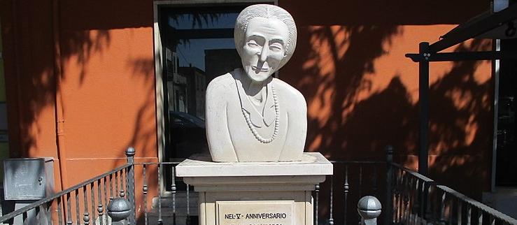 TGR Abruzzo racconta Sabina Santilli visitando San Benedetto dei Marsi, suo paese natale
