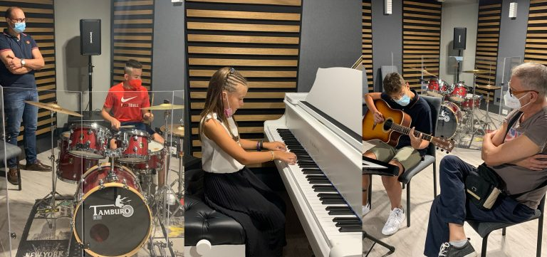 Al via i corsi della scuola di musica Armelis