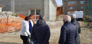 Consegnati i lavori della Scuola di San Cipriano a San Benedetto dei Marsi, soddisfazione del Sindaco D'Orazio